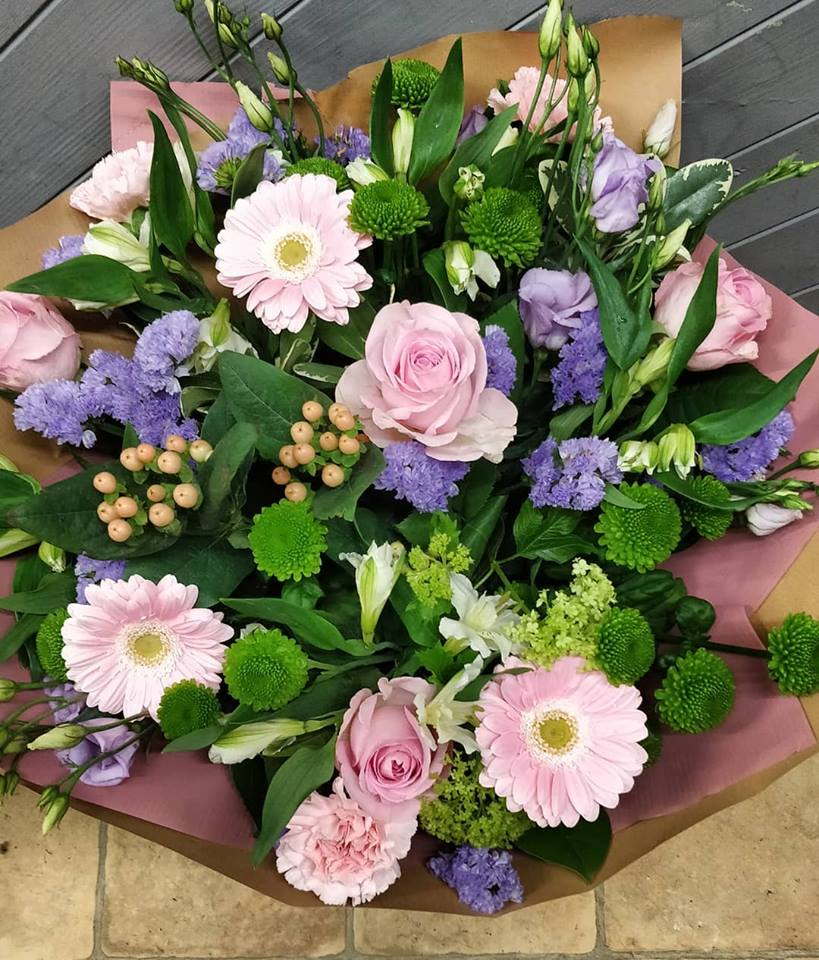 Divine Wedding Flowers: Mothers Day 2019 At Divine Flowers In Crediton.